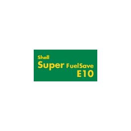 Shell Super FuelSave E10